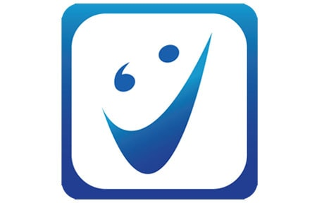 Blue  ghotit real writer icon