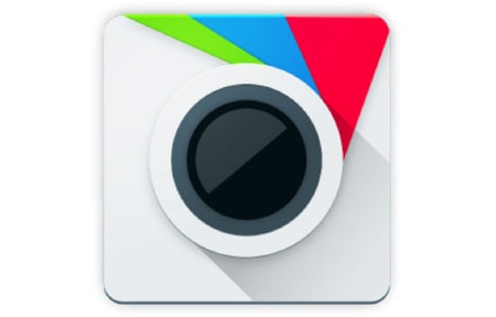Camera icon for the photo editor app