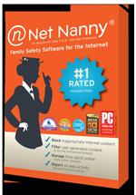 Net Nanny Product Box