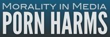 Porn Harms logo
