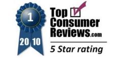 Top Consumer Award 2010